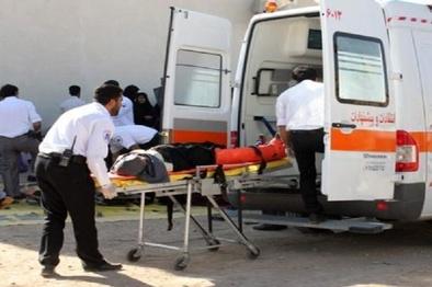 حادثه در جاده های خوزستان هشت مصدوم بر جا گذاشت