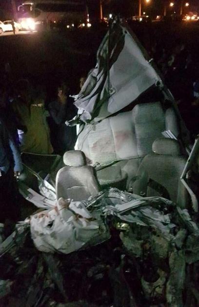 تصادف خونین در محور ریگان- بم 6 کشته بر جای گذاشت