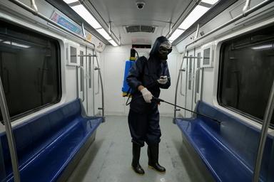 مترو و خط واحد اتوبوسرانی در تهران متوقف میشود