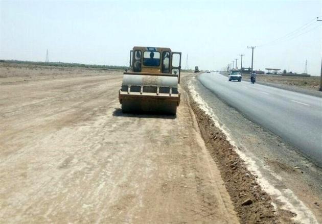 اعمال محدودیت ترافیکی محور ایذه-لردگان از سوی استان چهارمحال و بختیاری است