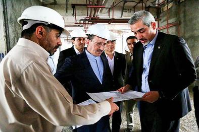 اتصال ایستگاه راهآهن تهران به ایستگاه مترو با تونل زیرزمینی