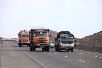 ثبت ۱۲۳ میلیون تردد وسایل نقلیه از محورهای استان همدان