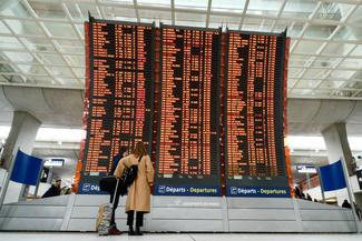 پرترددترین فرودگاههای دنیا را ببینید