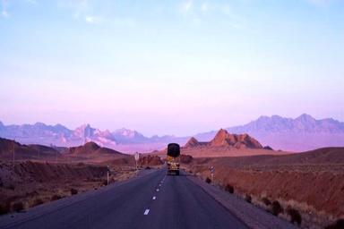 First TIR trucks leave Iran bound for Pakistan