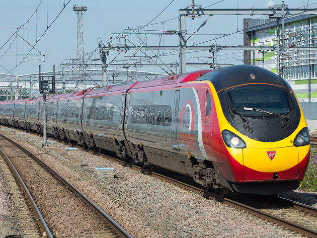 Stagecoach and SNCF lead Virgin-branded bid for HS2 operations