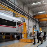 BST awarded second CR400AF high speed train order
