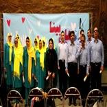 طنین نوای «دست های بینا» در متروی تهران به مناسبت روز جهانی عصای سفید