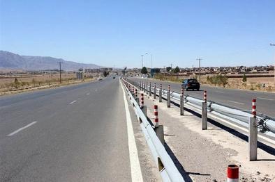 اصلاح ۶ نقطه حادثه خیز محورهای استان مرکزی