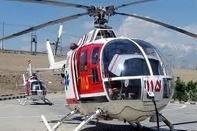 اضافه شدن 10 فروند هلیکوپتر به هلال احمر در 4 سال اخیر