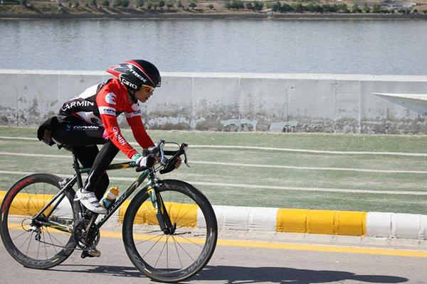 برگزاری اولین دوره مسابقات دوچرخه سواری بانوان در کاشان