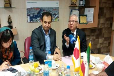 دستگاههای اهدایی ژاپنیها برای سنجش آلودگی هوا، به تهران رسید