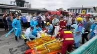 Two crew dead, 185 rescued after ship sinks off Malaysia