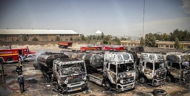 چند دلیل انفجار تانکرهای سوخت در کرمانشاه که نادیده گرفته شد