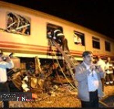 ◄ واکنش وزیر راه به سانحه برخورد دو قطار در مسیر تهران - مشهد: لکوموتیوران باید بازنشسته میشد