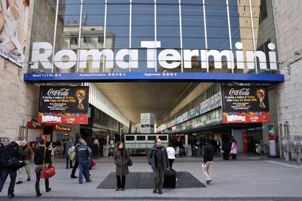 فرودگاه رم برای ساعاتی تعطیل شد