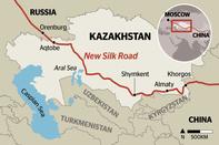 منزوی ماندن ایران در جاده ابریشم بسیار خطرناک است