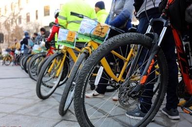 ارائه پارکینگ امن دوچرخه به دوچرخه سواران