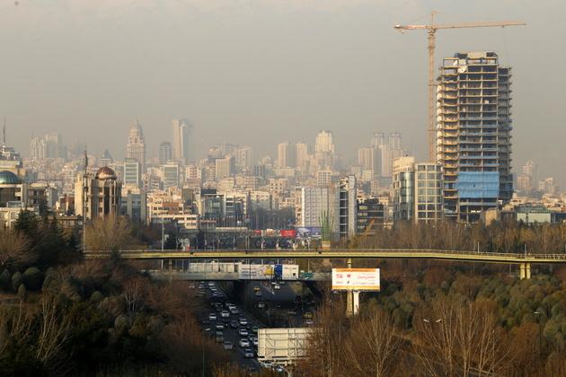اطلاعیه محیط زیست تهران درباره تشدید آلودگی هوای پایتخت