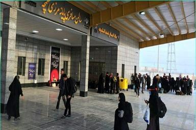 اوضاع مرزهای عراق در آستانه اربعین/ زائران شلمچه را ترک کردند