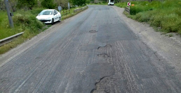 جادهها؛ قربانی کمبود بودجه + تصاویر