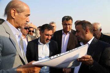 گامهای نهایی تکمیل کریدور بزرگراهی جنوب در بوشهر