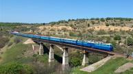 راهاندازی خط باری قطار قزوین به رشت