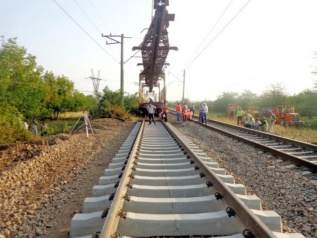 ساخت خطآهن هرات-مزارشریف توسط بخش خصوصی ایرانی