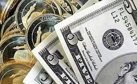 گرانی ۱۲۹ تومان دلار و ۳۲ هزار تومانی سکه طرح جدید