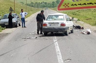 کاهش تلفات تصادفات رانندگی در سال 98/ فارس رتبه اول تلفات تصادفات