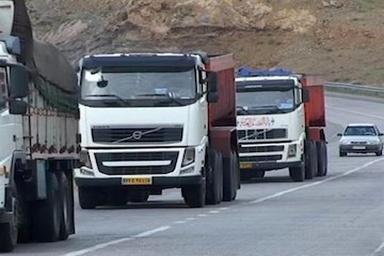 ترانزیت ۲۰ هزار تنی کالا از گیلان/ کرونا تردد مسافر از مرز آستارا را متوقف کرد