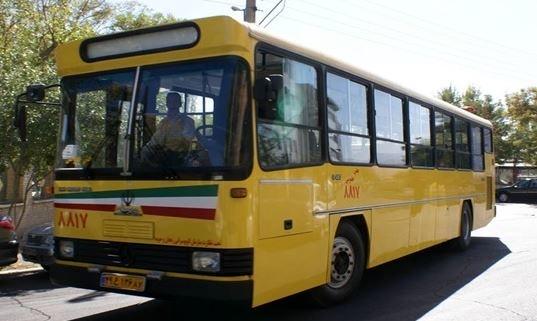 تعویض رایگان کارتبلیطهای سوخته اتوبوس در شهرکرد