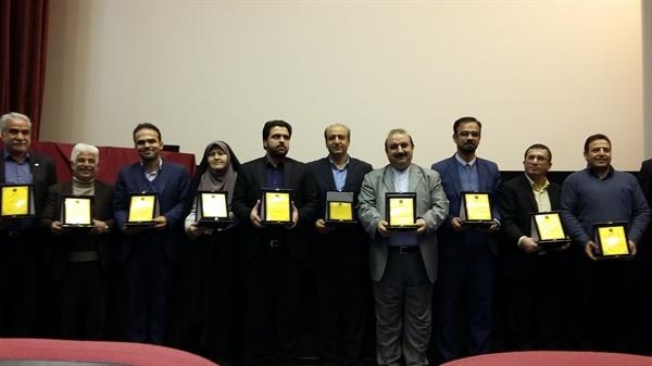 اعطای جایزه ملی بهرهوری ۱۴۰۴ به سازمان بنادر و دریانوردی