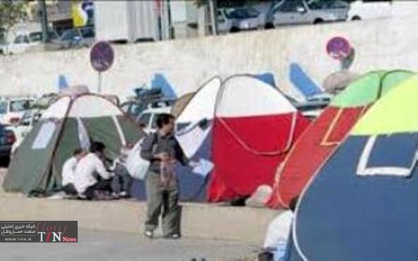 خطر مسمومیت در چادرهای مسافرتی