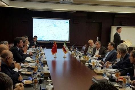 تاکید بر امنیت حملونقل و تکمیل خطوط ریلی بین ایران و ترکیه