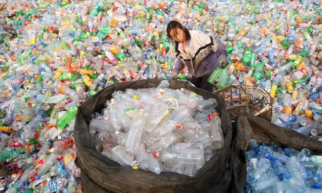 بازیافت 650 میلیون بطری پلاستیکی در خودروهای فورد