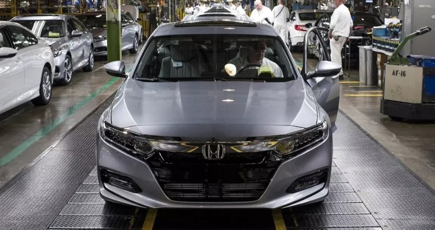 Japanese Automakers Build Twice as Many Cars in U.S. Than Import