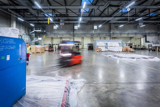 Swissport Basel certified for pharma logistics by IATA