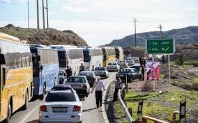 خودداری زائران از حضور در مرزهای چهارگانه