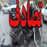 حوادث رانندگی در محورهای زنجان 2 کشته بر جای گذاشت