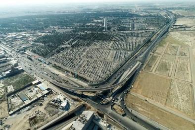 شمارش معکوس برای گشایش ترافیکی در سه راه باقر شهر