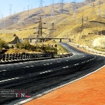 انسداد مقطعی در جاده هراز و آزادراه رشت - قزوین