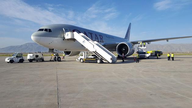 پیگیری برای حل مشکل ایرانیهای پیاده شده از هواپیمای قطر+جزییات