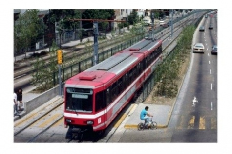 Guadalajara Light Rail System, Mexico