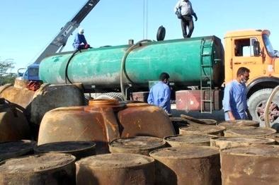 قاچاق سوخت با شناورهای کاغذی در بوشهر