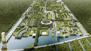 ساخت یک شهر هوشمند در مکزیک با بیش از 7 میلیون گیاه