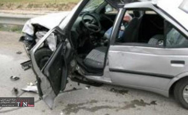 حادثه رانندگی در فارس پنج کشته داشت