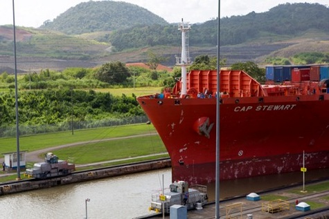 No need for additional draft restrictions at Panama Canal