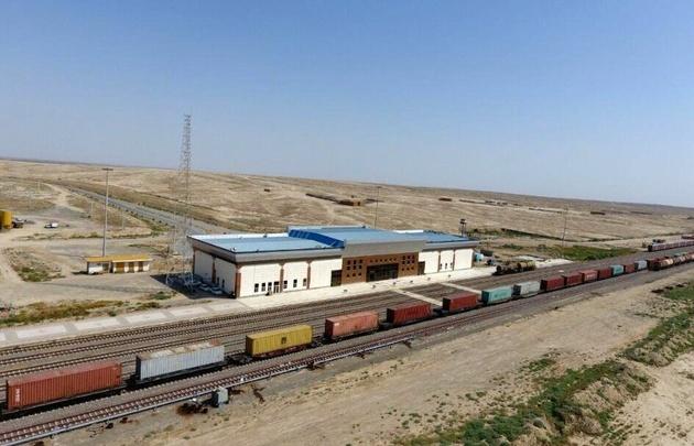 درآمد ۱۴۲میلیارد تومانی راه آهن آذربایجان از حمل و نقل بینالمللی