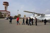 از سرگیری پروازهای فرودگاه خوی با هواپیمای ATR ایران ایر