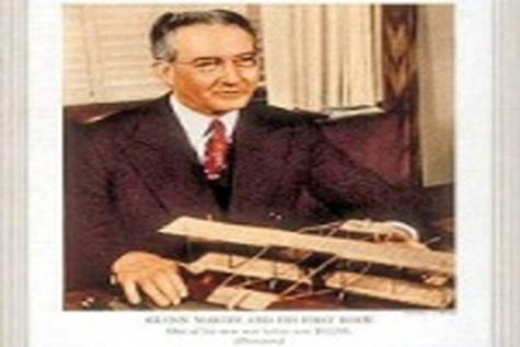 تولد پیشگام صنعت هواپیمایی
